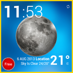 Weather & Animated Widgets 10.6 Apk Premium Unlocked