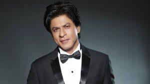 Shah Rukh Khan Haircut
