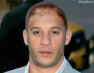 Vin Diesel Haircut
