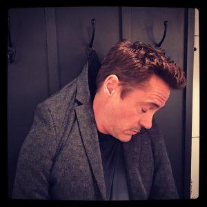 Robert Downey Jr. Haircut