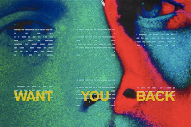 "5 Seconds of Summer – ""Want You Back"""