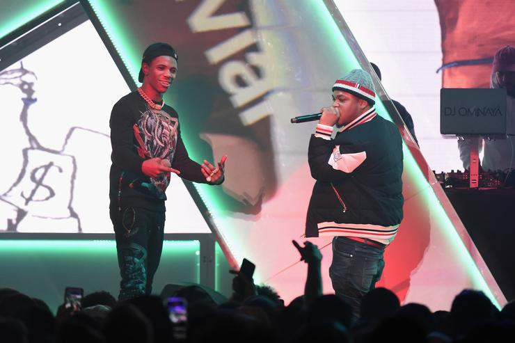 """A Boogie Wit Da Hoodie – """"Became Legends"""" Ft. Tee Grizzley"""