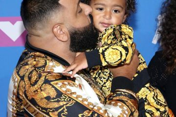 dj khaled and son