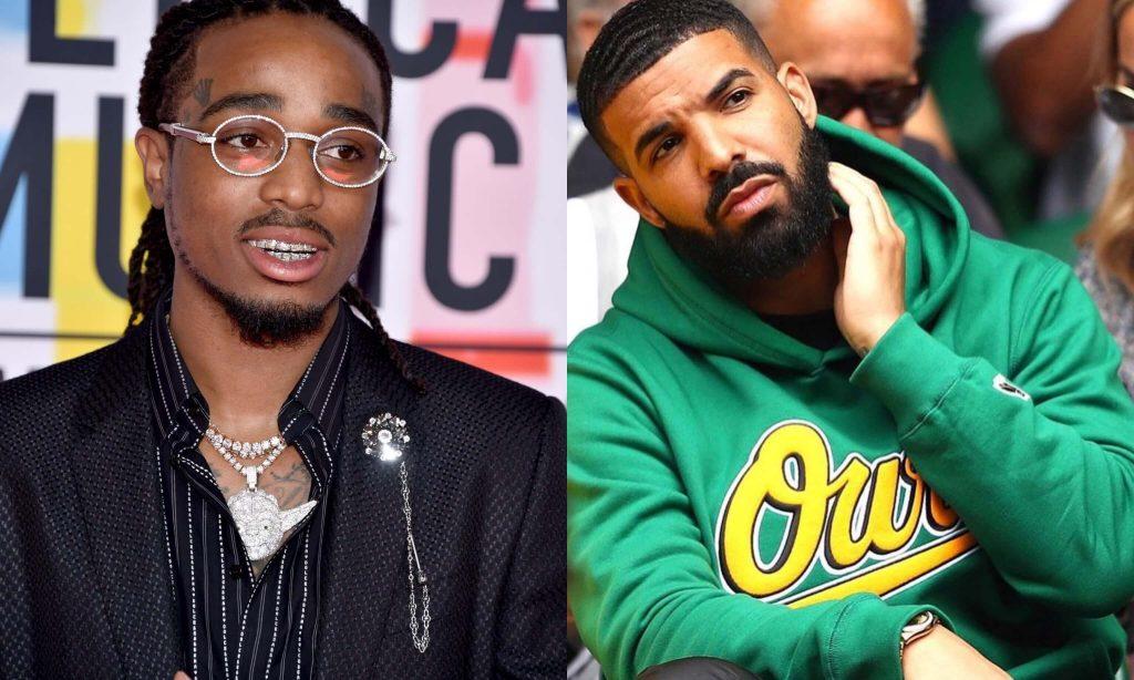 Drake And Quavo