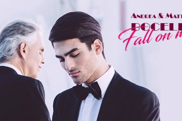 Andrea Bocelli, Matteo Bocelli - Fall On Me